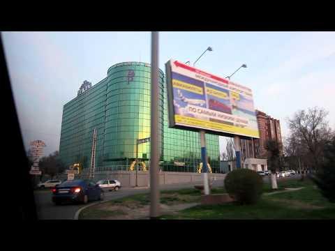 Тараз (Джамбул) Аэропорт\Химпоселок\Торговый (мкрны)
