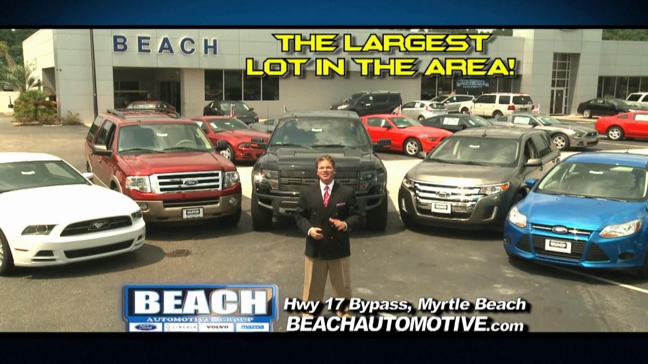 Myrtle Beach Ford >> Beach Automotive August 2014 Commercial Beach Ford Youtube