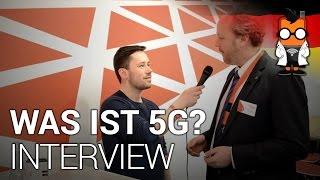 Was ist 5G? Interview mit Prof. Dr. Frank Fitzek [Deutsch - German]