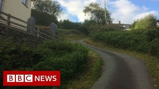 Welsh street named the world's steepest - BBC News