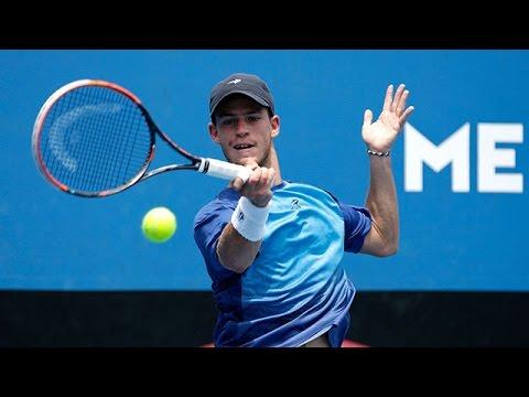 John Millman v Diego Schwartzman highlights (1R) | Australian Open 2016