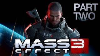 Mass Effect 3 Online Gameplay - Mass Effect 3 Demo Walkthrough Part 2 - Max Settings - PC 1080P - Part 2 of 2 - Salarian Homeworld