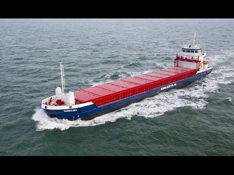 ZUIDVLIET - General Cargo Ship