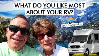 What's Do You Like About Your RV? Q&A with The Wendlands