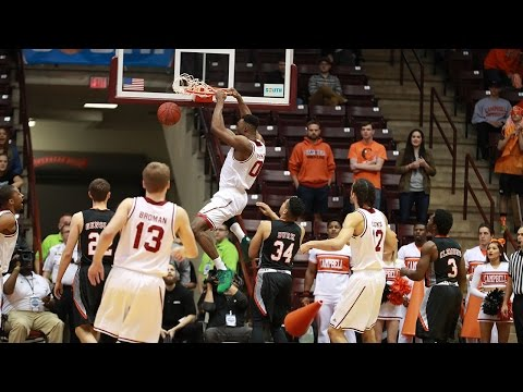 Highlights: #1 Winthrop vs. #7 Campbell, Championship Finals