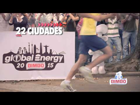 Carrera Bimbo Global Energy Bogotá 2015