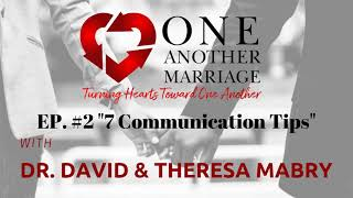Podcast Episode #2: 7 Tips for Communication in Marriage