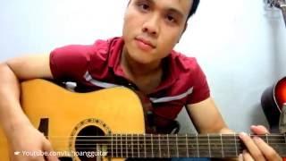 [Guitar] Hướng Dẫn: NGỐC (Hương Tràm) - Full Hợp Âm tone gốc ★Tú Hoàng Guitar