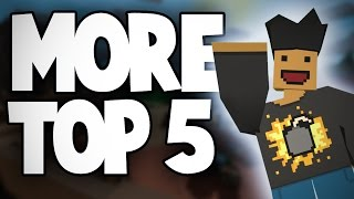 More Top Five Most Unknown Tips & Tricks of Unturned