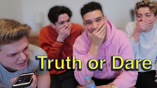 WE PRANK CALLED THE VAMPS!! (Truth or Dare) with New Hope Club