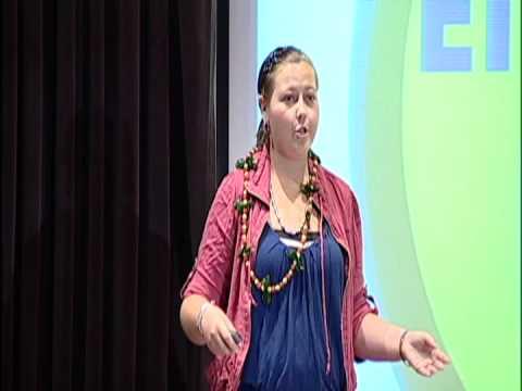 TEDxYouth@Punahou - Asia DiAntonio - Art Develops Our WHOLE Self