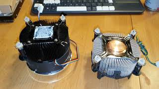 How to repair a Intel CPU Cooler By:NSC