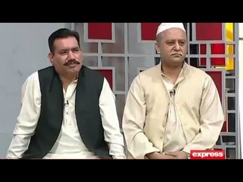 Khabardar with Aftab Iqbal - 17 December 2015