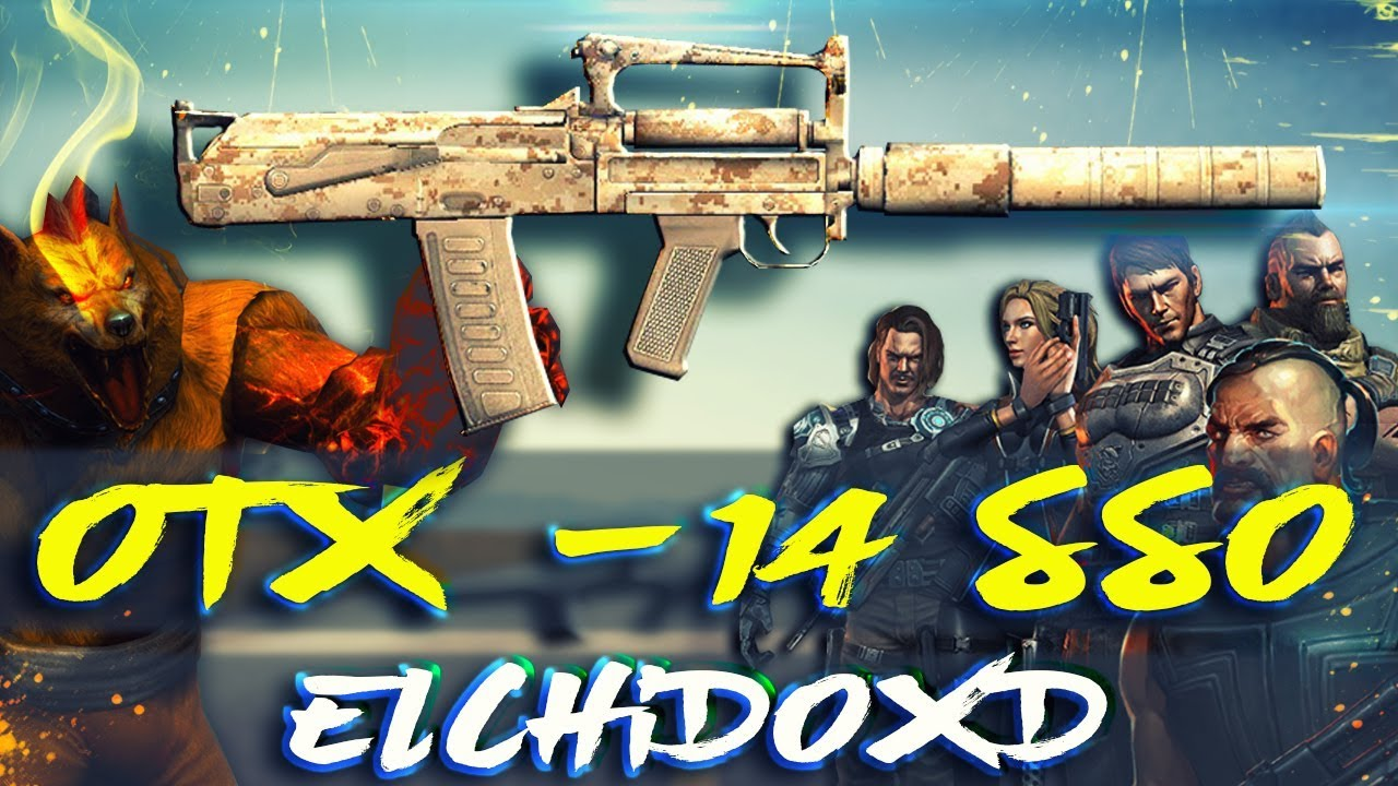 OTX -14 SSO ¡IMPARABLE, FULL HS! - Wolfteam latino