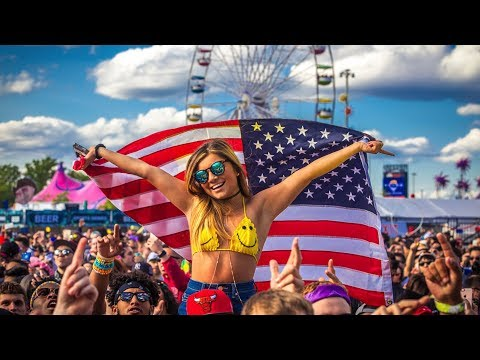 Festival Warm Up Video Mix 2018   Festival Mashup Mix - Best of Electro House EDM Dance Charts Songs