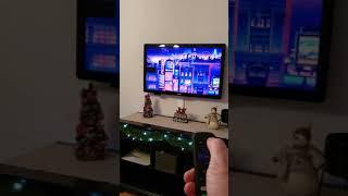 Peach Mansion East Livingroom TV Instructions