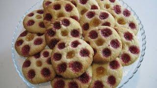 Простые Печенюшки - Цветочки - Грибочки
