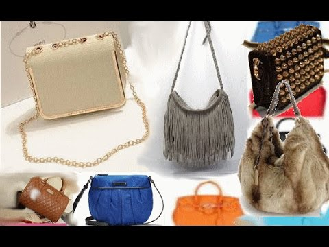 529e09b8d0 women s handbags - NEW Fashion Designer Handbags Shoulder Bags - YouTube