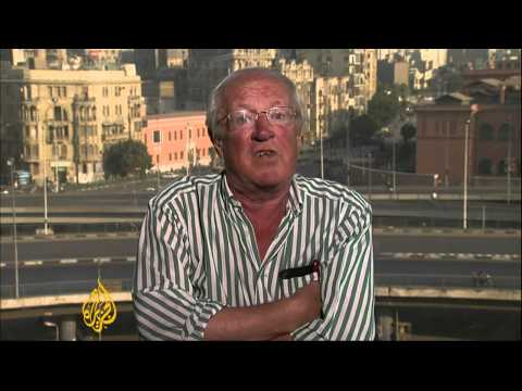 Middle East expert Robert Fisk analyses Egypt unrest
