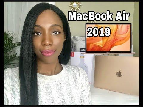 macbook-air-2019-unboxing-&-review-|-ft.-steve-jobs-|-apple-student-discount-|-final-cut-pro-bundle