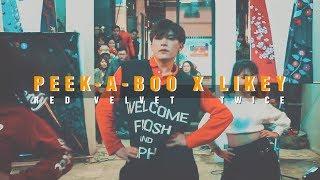 [KPOP IN PUBLIC] Peek-A-Boo (Red Velvet) x Likey (TWICE)