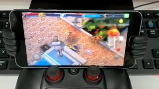 Dungeon Hunter 3 Gameplay with GameSir G3s gamepad