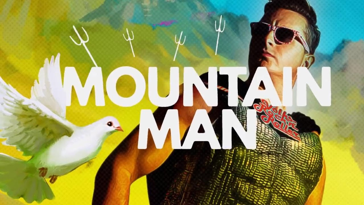 Andreas Gabalier Mountain Man Fanvideo Youtube