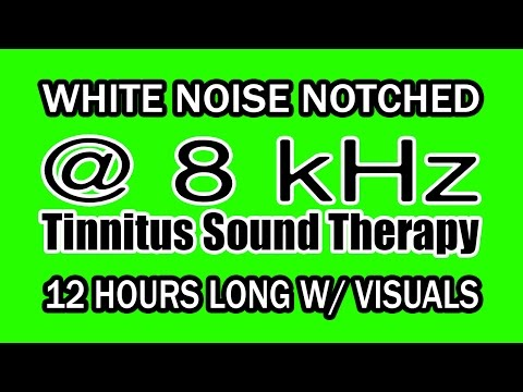 white-noise---notch-filtered-at-8-khz-for-tinnitus-therapy-w/-visuals