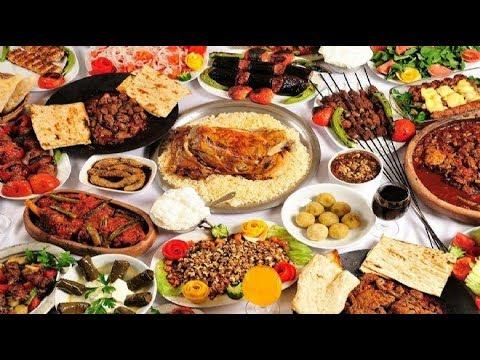 Турецкий обед. Что