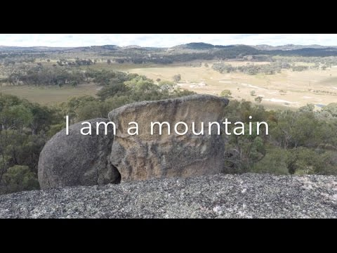 I am a mountain!