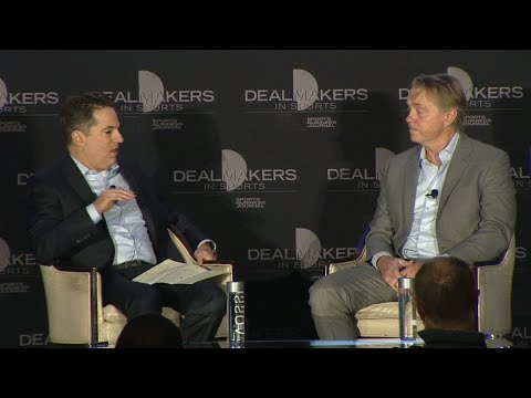 Wes Edens discusses the growth pattern of the NBA
