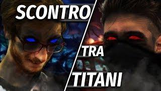 Canelupo | Scontro Tra Titani - 1v1 MobaPaulCannon