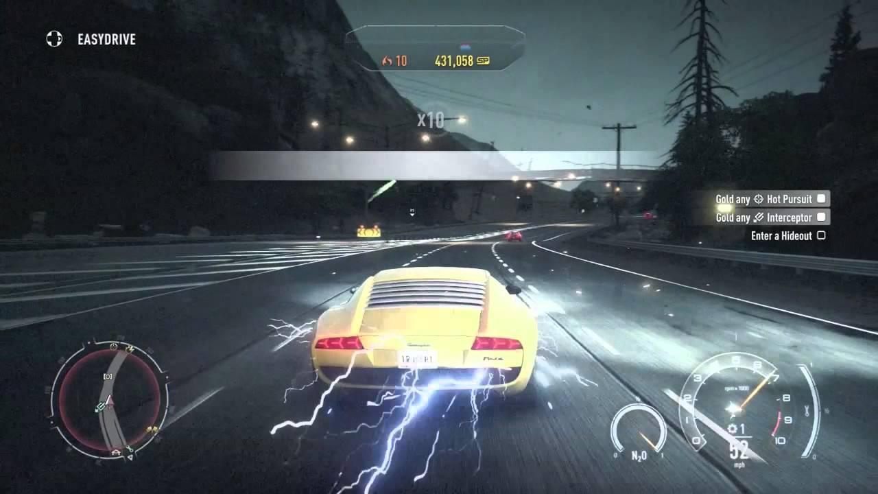 Need For Speed Rivals Xbox One Lamborghini Miura