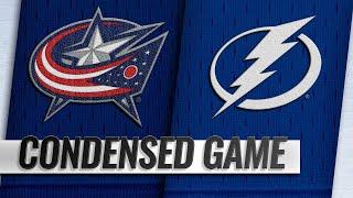 01/08/19 Condensed Game: Blue Jackets @ Lightning