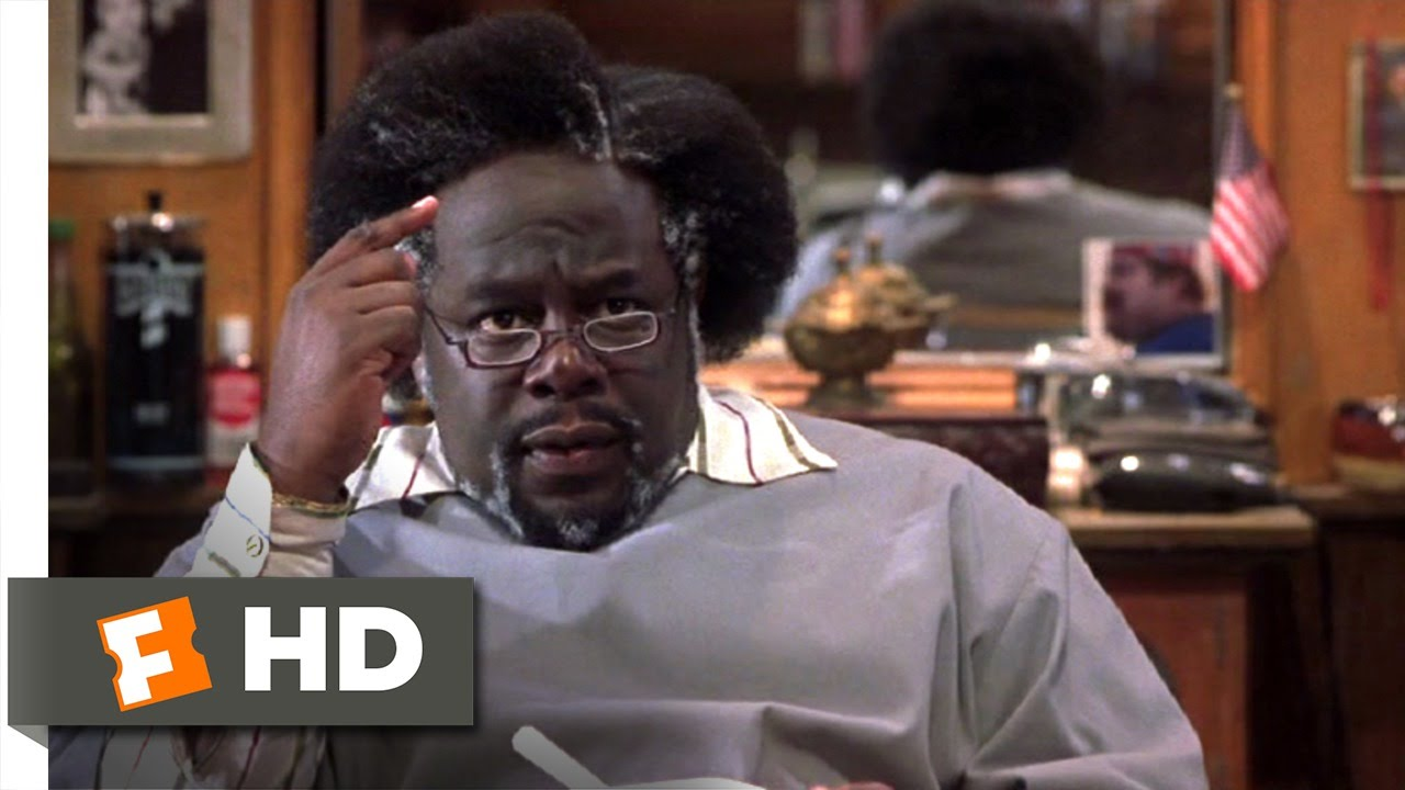 Barbershop 211 Movie Clip Seniority 2002 Hd Youtube