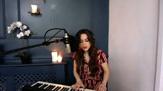 Can't Help Falling in Love  - Music by Olivia YouTube Thumbnail