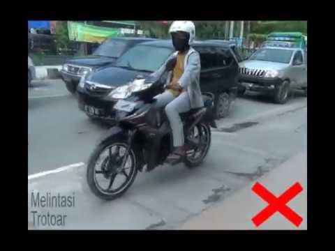 Iklan Layanan Masyarakat 'Etika Dalam Berkendara'
