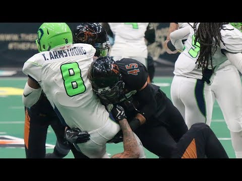 IFL Intense Conference Championship Highlights: Nebraska vs Arizona