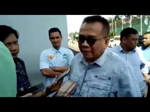 Seknas Prabowo-Sandi Jenguk Ahmad Dhani yang ditahan