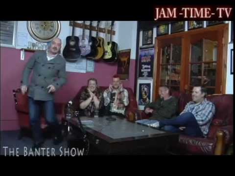 THE BANTER SHOW with SPLIT LIPS