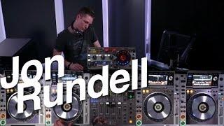 Jon Rundell - DJsounds Show 2014