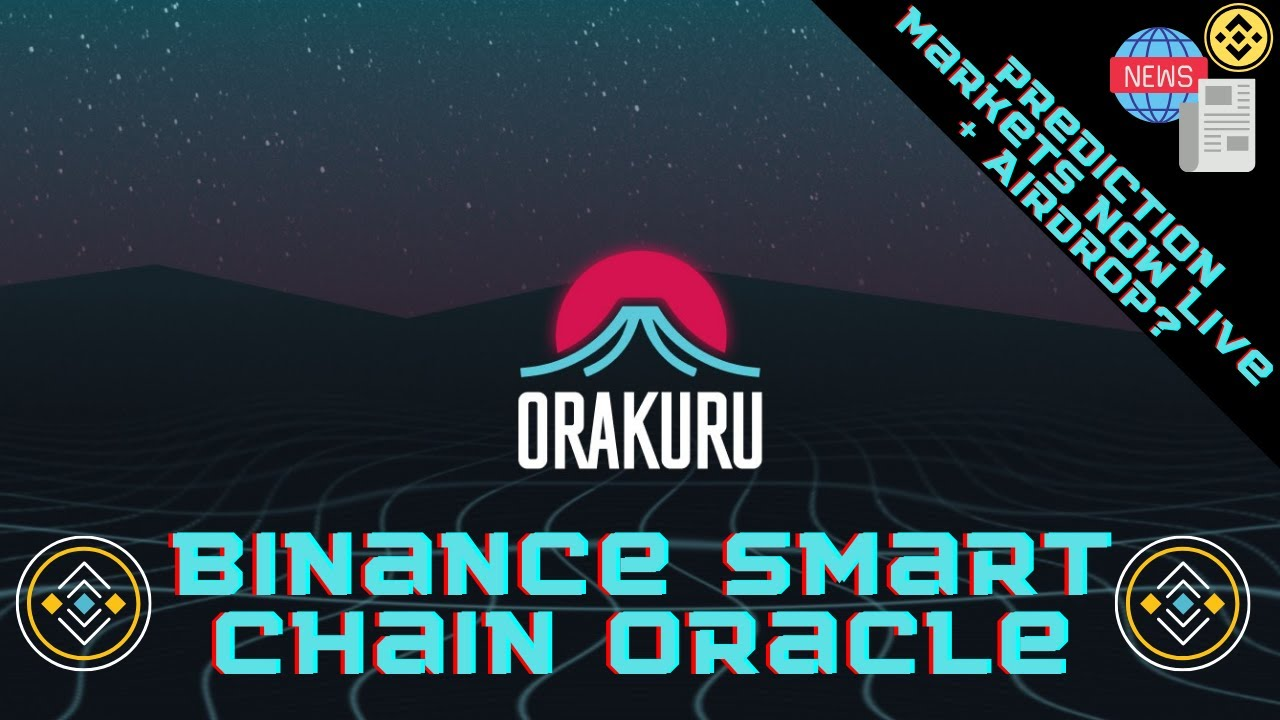 Low Cap Altcoin Review {ORK} : Binance Smart Chain Oracle + New Prediction Markets Feature