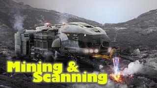 Star Citizen 3.2 | Mining & Scanning Gameplay & Tutorial