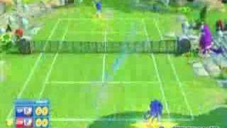 Sega Superstars Tennis - Xbox 360 PlayStation 3 Wii - Review