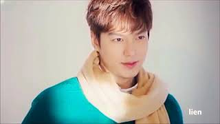Actor LEE MIN XO  song shooting star   /hanbyul