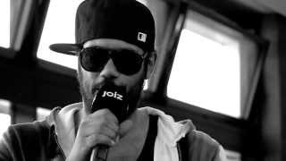 Samy Deluxe Freestyle-Session bei Knack Attack