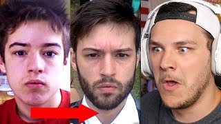 A Picture Everyday: Teen To Adult - Reaction