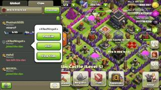 Clash Of Clans | How To Start Your Own Req N Go clan! Best Tips For Having A Good Req N Go Clan!