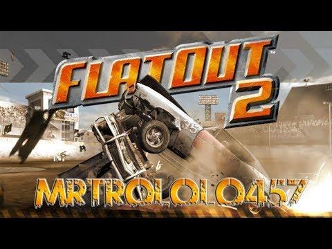 FlatOut 2 Reborn (2015) PC - сервер для игры по интернету, режим дерби, трюков и т.к.д