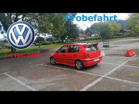 Probefahrt VW Polo
